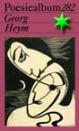 Poesiealbum 282 Georg Heym